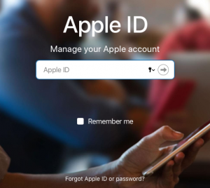 Apple ID - Manage your Apple ID